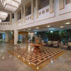 Отель Trendy Palm Beach - All Inclusive Сиде интерьер отеля фото 3