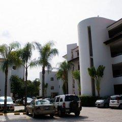 Áurea Hotel & Suites парковка