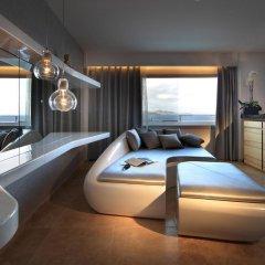 Отель Ushuaia Ibiza Beach Hotel - Adults Only Испания, Сант Джордин де Сес Салинес - 4 отзыва об отеле, цены и фото номеров - забронировать отель Ushuaia Ibiza Beach Hotel - Adults Only онлайн комната для гостей фото 2