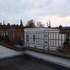 Отель Home With Roof Terrace Hampstead Village Лондон парковка