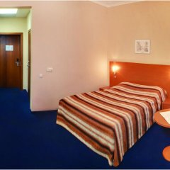 Отель Новинка Казань комната для гостей фото 2