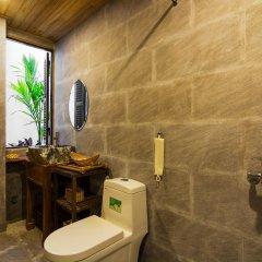 Отель An Bang Seasnail Homestay ванная
