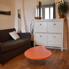 Отель Cosy Studio Apartment in Paris 14th Франция, Париж - отзывы, цены и фото номеров - забронировать отель Cosy Studio Apartment in Paris 14th онлайн комната для гостей фото 3