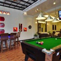Platinum Hotel спортивное сооружение