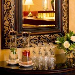Romantik Hotel das Smolka удобства в номере фото 2