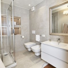 Отель Appartamento Palladio140 Италия, Виченца - отзывы, цены и фото номеров - забронировать отель Appartamento Palladio140 онлайн ванная