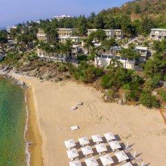 Отель Bomo Tosca Beach пляж фото 2