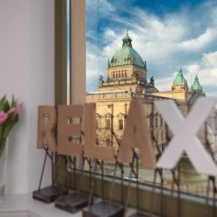 Отель Stadtbleibe Apartments Германия, Лейпциг - отзывы, цены и фото номеров - забронировать отель Stadtbleibe Apartments онлайн фото 3