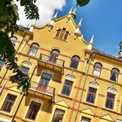 Апартаменты Frogner House Apartments Bygdoy Alle 53 Осло вид на фасад фото 3