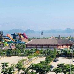 Thuy Duong Ha Long Hotel - Hostel пляж фото 2