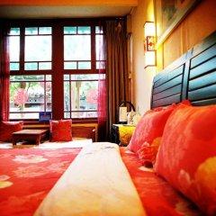 Отель Liuhe Courtyard Hotel Китай, Пекин - отзывы, цены и фото номеров - забронировать отель Liuhe Courtyard Hotel онлайн комната для гостей фото 3