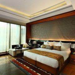 Отель Crowne Plaza New Delhi Rohini комната для гостей фото 5