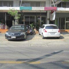 My Home 22-female Hostel Бангкок парковка