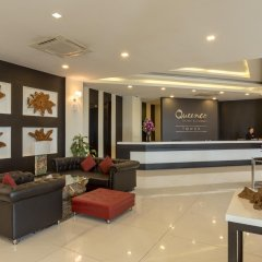 Queenco Hotel & Casino интерьер отеля фото 2