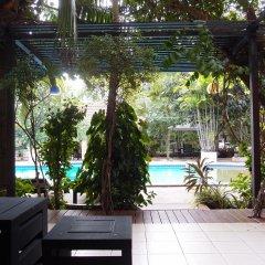 Отель Blue Garden Resort Pattaya бассейн
