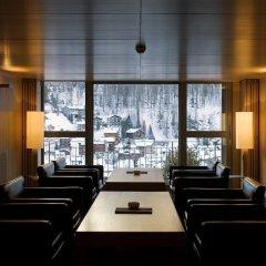 Отель The Omnia Швейцария, Церматт - отзывы, цены и фото номеров - забронировать отель The Omnia онлайн интерьер отеля фото 3