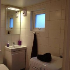 Отель Garden House and Rooms Швеция, Лунд - отзывы, цены и фото номеров - забронировать отель Garden House and Rooms онлайн ванная