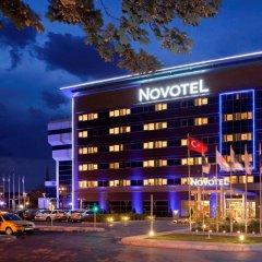 Novotel Kayseri Турция, Кайсери - отзывы, цены и фото номеров - забронировать отель Novotel Kayseri онлайн вид на фасад