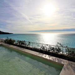 Отель Nice Booking - Royal Luxembourg Piscine Ницца бассейн