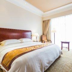 Hotel Equatorial Shanghai комната для гостей