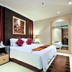Отель Admiral Premier Sukhumvit 23 By Compass Hospitality Бангкок комната для гостей фото 2