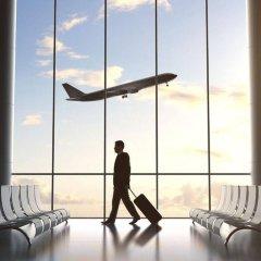 Отель Renaissance Los Angeles Airport Hotel США, Лос-Анджелес - 8 отзывов об отеле, цены и фото номеров - забронировать отель Renaissance Los Angeles Airport Hotel онлайн фитнесс-зал фото 2