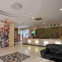 Отель bafangliansuojiudian интерьер отеля