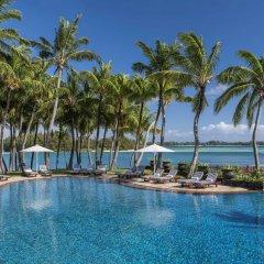 Отель Shangri-La's Le Touessrok Resort & Spa бассейн