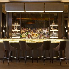 Отель Beau-Rivage Palace гостиничный бар