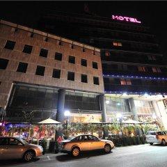 Design Hotel Mr President городской автобус