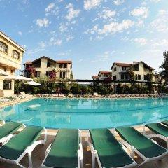 Belkon Турция, Денизяка - отзывы, цены и фото номеров - забронировать отель Belkon онлайн бассейн фото 2