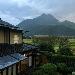 Отель Sansou Tanaka Хидзи балкон