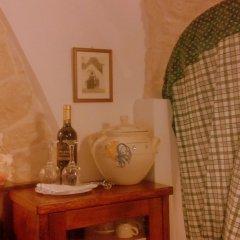 Отель Miratrulli & Trullo dell'Aia Альберобелло удобства в номере фото 2