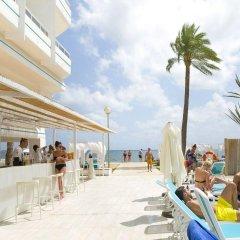 Отель Playasol The New Algarb Испания, Ивиса - отзывы, цены и фото номеров - забронировать отель Playasol The New Algarb онлайн бассейн фото 3