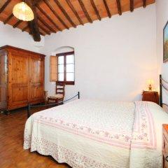 Отель Poggio Cuccule Монтеварчи комната для гостей фото 4