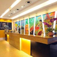 Отель Sentral Kuala Lumpur Малайзия, Куала-Лумпур - отзывы, цены и фото номеров - забронировать отель Sentral Kuala Lumpur онлайн интерьер отеля