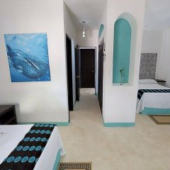 Отель Villas Tiburon by The Beach комната для гостей фото 3