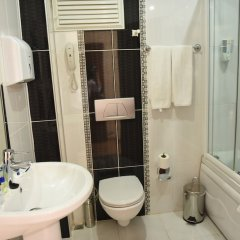Carpediem Diamond Hotel ванная