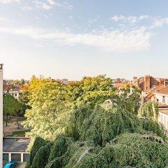 Отель The Livorno Брюссель балкон