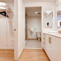 Отель Bluebird Suites in Downtown DC США, Вашингтон - отзывы, цены и фото номеров - забронировать отель Bluebird Suites in Downtown DC онлайн ванная фото 2