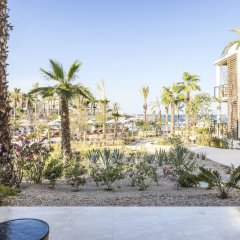 Отель Chileno Bay Resort & Residences Кабо-Сан-Лукас парковка