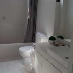 Отель Providencia 848 Wtc Мексика, Мехико - отзывы, цены и фото номеров - забронировать отель Providencia 848 Wtc онлайн ванная