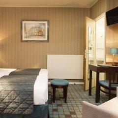 Hotel Des Arts Paris Montmartre комната для гостей