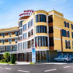 Отель Airport Tirana Албания, Тирана - отзывы, цены и фото номеров - забронировать отель Airport Tirana онлайн парковка