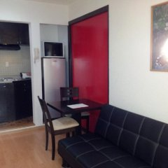 Отель Suites Polanco Мехико комната для гостей