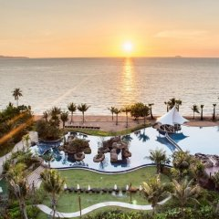 Отель La Mer Residence and Pool Villa Pattaya By Favstay На Чом Тхиан помещение для мероприятий