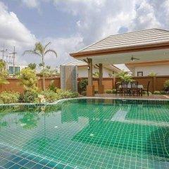 Отель Thammachat P3 Victoria Pool Villa бассейн фото 2