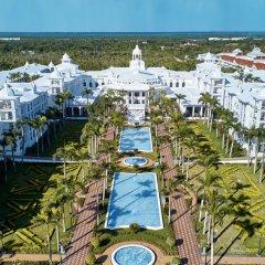 Отель RIU Palace Punta Cana All Inclusive Доминикана, Пунта Кана - 9 отзывов об отеле, цены и фото номеров - забронировать отель RIU Palace Punta Cana All Inclusive онлайн бассейн