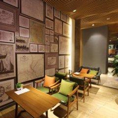 Отель Ranz Hotel Китай, Шэньчжэнь - отзывы, цены и фото номеров - забронировать отель Ranz Hotel онлайн гостиничный бар