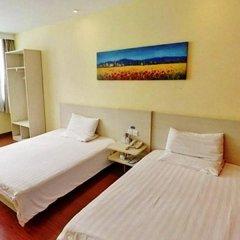Hanting Hotel Shenzhen Wanxiang City Шэньчжэнь комната для гостей фото 2